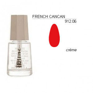 Mini Vernis Color French Cancan n°206