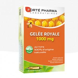Gelée Royale 1000 mg - 20 Ampoules