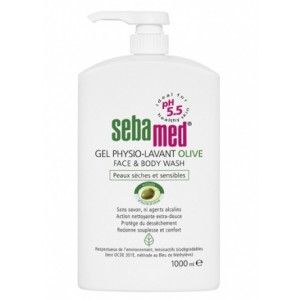 Sebamed Gel Physio-Lavant Olive 1L