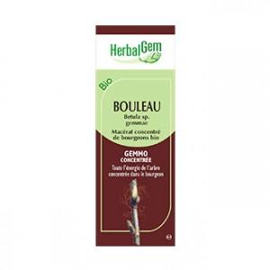 HerbalGem Bouleau - Betula SP. Gemmae BIO - 30 ml BIO Le bourgeon de la souplesse