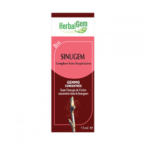 HerbalGem Sinugem Complexe Voies Respiratoires 30 ml