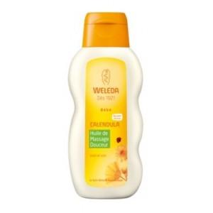 Calendula - Huile de Massage Douceur Bébé - 200 ml