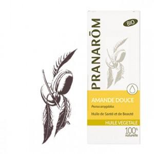 Pranarôm Huile Végétale Amande Douce Prunus Amygdalus BIO 50 ml