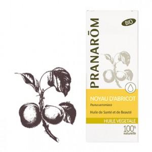 Pranarôm Huile Végétale Noyau d'abricot Prunus Armeniaca BIO 50 ml