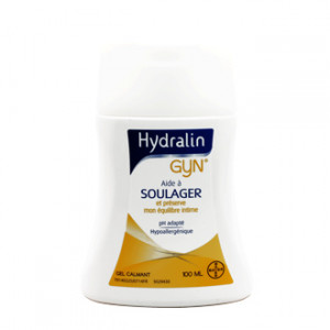 hydralin hydralin gyn irritation gel calmant 100 ml aide a soulager et preserver equilibre intime format mini hygiene intime femme hyperpara