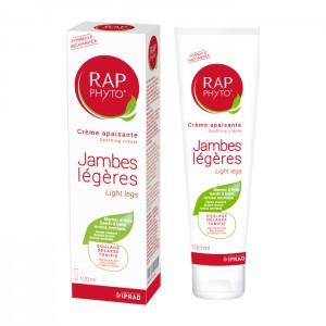 Rap Phyto - Crème Jambes Légères - 100 ml