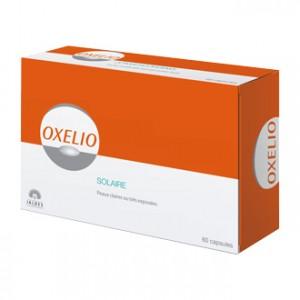 jaldes oxelio solaire 60 capsules peaux claires ou très exposées complément alimentaire protège stress oxydatif