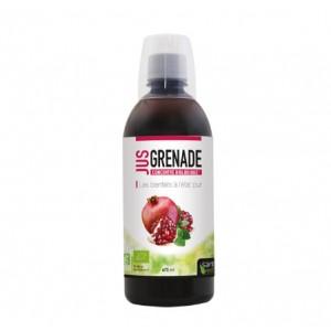 Jus de Grenade Sauvage Concentré Bio - 473 ml
