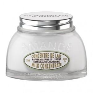 L'Occitane en Provence Amande - Concentré de Lait - 200 ml NOUVELLE FORMULE Hydratation 48H Raffermissant et lissant Au lait d'amande
