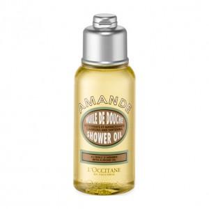 L'Occitane en Provence Amande - Huile de Douche - 35 ml A l'huile d'amande Nettoyante et adoucissante Format Voyage ! 3253581359280