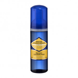 L'Occitane en Provence Immortelle - Mousse Nettoyante Précieuse - 150 ml Nettoie en douceur A l'huile essentielle d'Immortelle Biologique