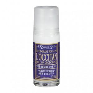L'Occitane en Provence L'Occitan - Déodorant Roll-On - 50 ml NOUVELLE FORMULE Pour homme Sans sels d'aluminium