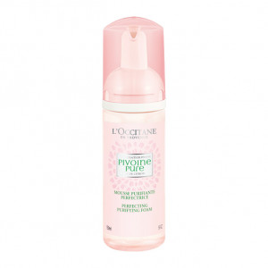 L'Occitane en Provence Pivoine Pure - Mousse Purifiante Perfectrice - 150 ml 3253581433713