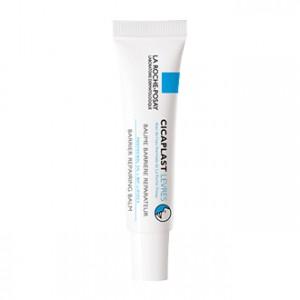 La Roche Posay Cicaplast - Lèvres 7,5 ml Baume barrière réparateur Lèvres et zones gercées, irritées, fendillées