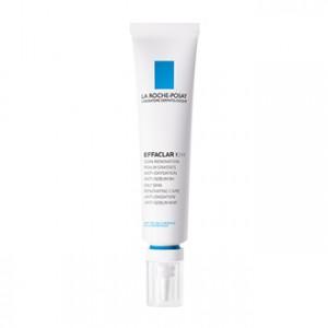 La Roche Posay Effaclar K (+) 30 ml Soin rénovation peaux grasses anti-oxydation et anti-sébum 8h