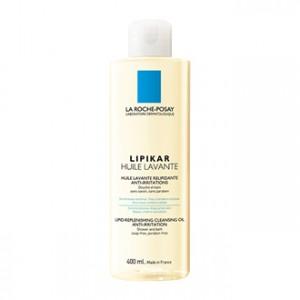 La Roche Posay Lipikar - Huile Lavante 400 ml Huile Lavante Relipidante Anti-irritations Sans paraben Sans savon