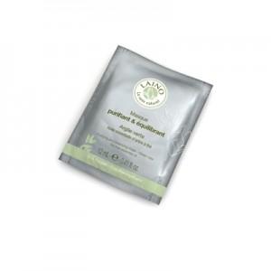 Masque Purifiant & Équilibrant  à l'Argile Verte