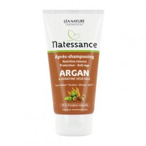 Léa Nature Natessance - Après-Shampooing Nutrition Intense Protecteur Anti-Âge - 150 ml Argan & kératine 3517360012897
