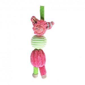 Les Déglingos Vibratos Jambonos Le Cochon Dès la naissance Taille 22  cm Lavable en surface