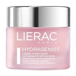 Lierac Hydragenist - Crème Hydratante Oxygénante Repulpante 50 ml