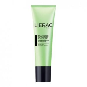 Lierac Masque Pureté - Crème-Mousse Purifiante - 50 ml Crème-Mousse Purifiante Peau matifiée et pores resserrés 3508240293949