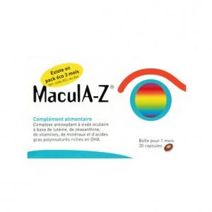 Macula-Z 30 Capsules