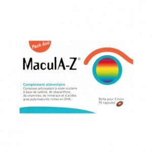 Macula-Z 120 Capsules