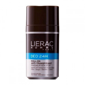 Lierac Déo 24H Roll-On Anti-Transpirant 50 ml