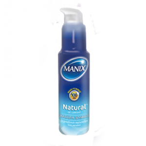 Natural - Gel Lubrifiant 100 ml - MANIX