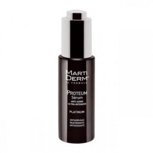 MartiDerm Proteum - Sérum 30 ml Antirides, raffermissant, antioxydant Pour toutes les peaux Proteum 89+ Sans paraben