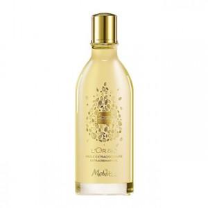 Melvita L'Or Bio - Huile Extraordinaire 50 ml Huile sèche satinée Nourrit et embellit Corps, visage et cheveux 3284410035037