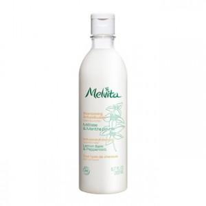 Melvita Shampooing Anti-Pelliculaire 200 ml Sans sulfates A la mélisse et menthe poivrée Pour tous types de cheveux