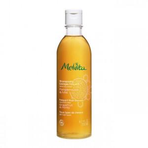 Melvita Shampooing Lavages Fréquents 200 ml Sans sulfates Tous types de cheveux Shampooing BIO