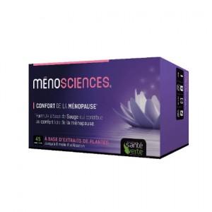 Méno'Sciences - 45 Comprimés - Santé verte - Hyperpara