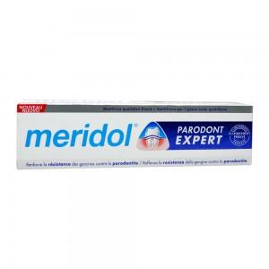 Méridol Prodont Expert - Dentifrice Quotidien Fluoré - 75 ml Renforce la résistance des gencives contre la parodontite 8718951117136