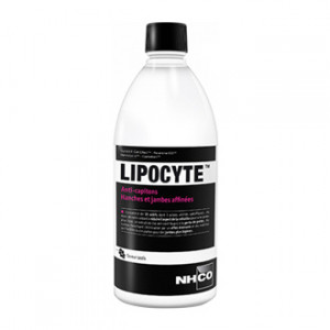 ncho nutrition lipocyte 500 ml saveur cassis anti-capitons hanches et jambes affinées réduit aspect cellulite perte de poids jambes plus légères hyperpara
