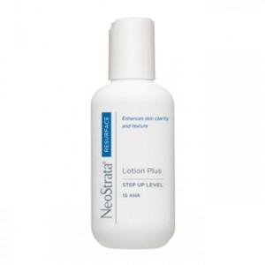 Neostrata Lotion Plus 15 AHA 200 ml Visage et corps Pour peaux sèches, peaux rugueuses Favorise la diminution des rides et ridules