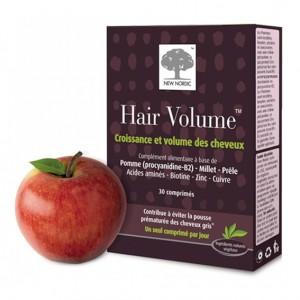 New Nordic Hair Volume 30 Comprimés Pour la croissance et le volume des cheveux