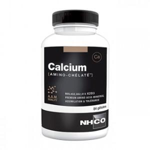 NHCO Nutrition Calcium  [Amino Chélaté] 84 Gélules