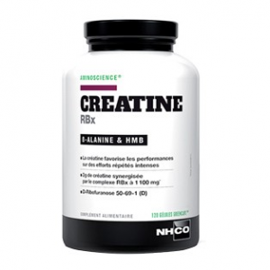 CREATINE RBx - 120 Gélules