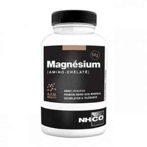 NHCO Nutrition Magnésium [Amino Chélaté] 84 Gélules