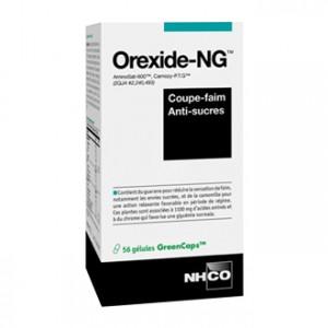 NHCO Orexide-NG 56 Gélules Coupe-faim Anti-sucres