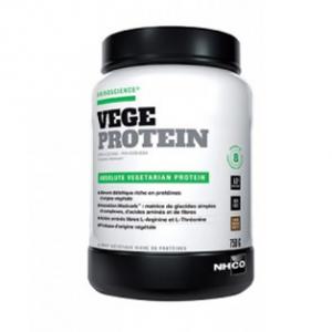 Vege Protein Saveur Vanille - 750g