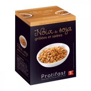 Protifast Noix de Soja Grillées et Salées 7 Sachets Phase 1 En-cas hyperprotéiné