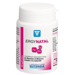 Ergy-Natal Maternité - 60 Gélules