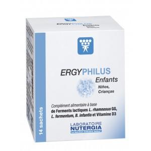 Ergyphilus Enfants - 14 Sachets