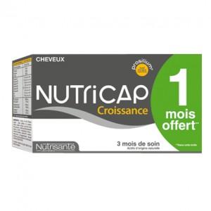 Nutricap - Croissance 180 Capsules dont 1 Mois OFFERT