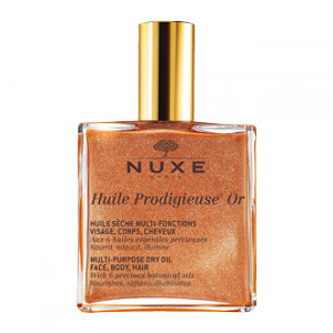 Nuxe Huile Prodigieuse Or - 100 ml NOUVELLE FORMULE 3264680009778