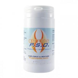 Oemine PSO 60 Gélules Concentré de lécithine marine pour la peau