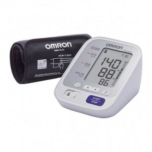 Omron M3 Comfort Brassard Tensiomètre Automatique Brassard Intelli Wrap Brassard universel 22-42 cm Détecte hypertension artérielle